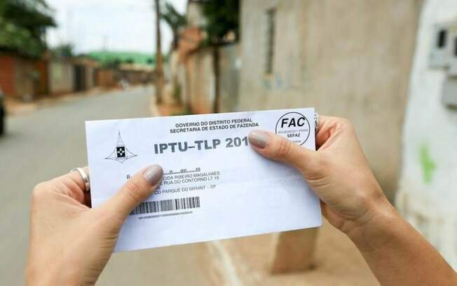 Desdobro de IPTU